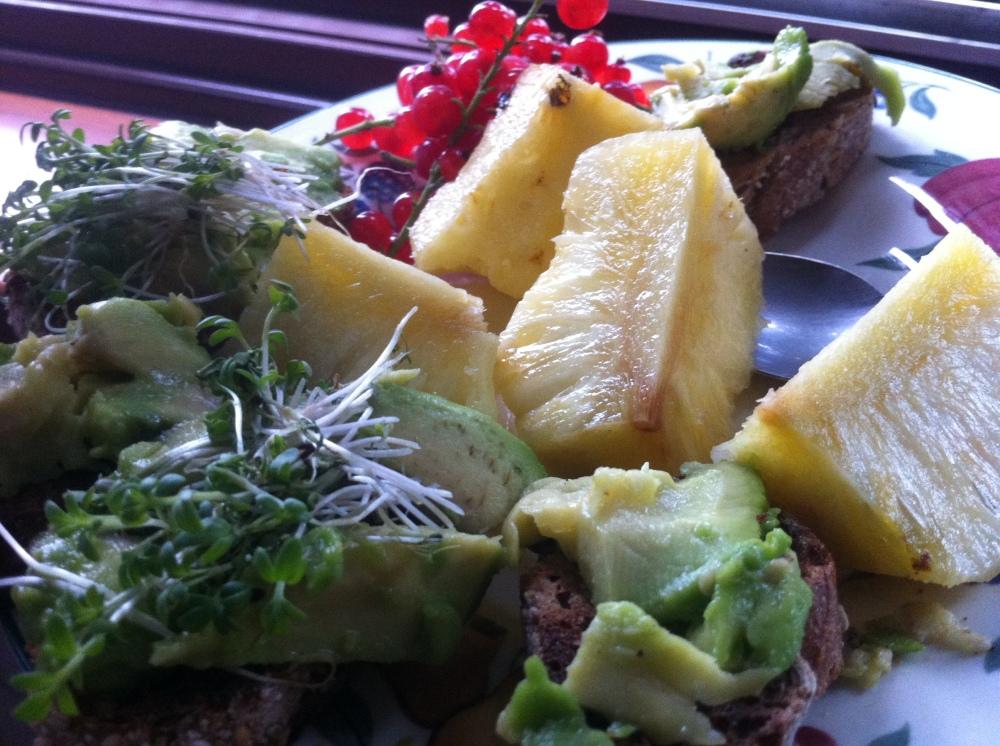 paupers breakfast