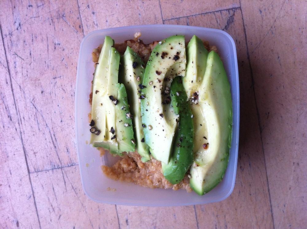 miso quinoa basis