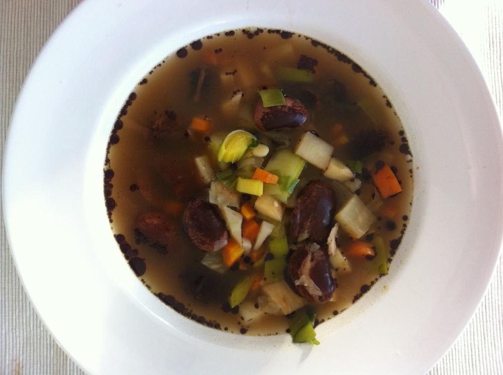 steirische minestrone
