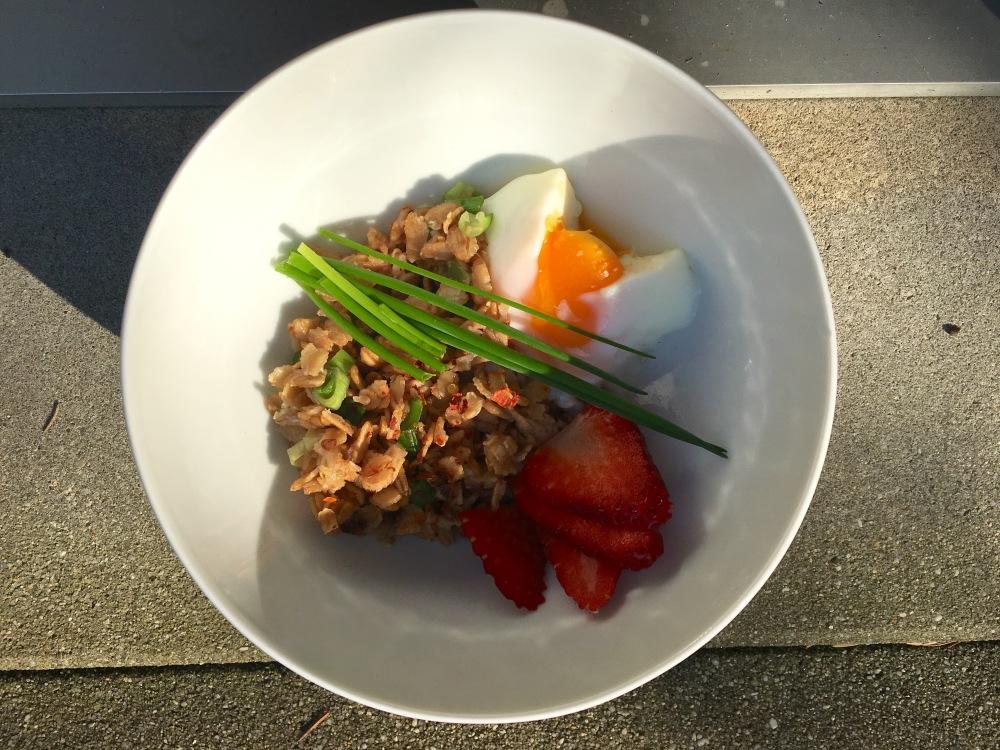 Miso Porridge Oats